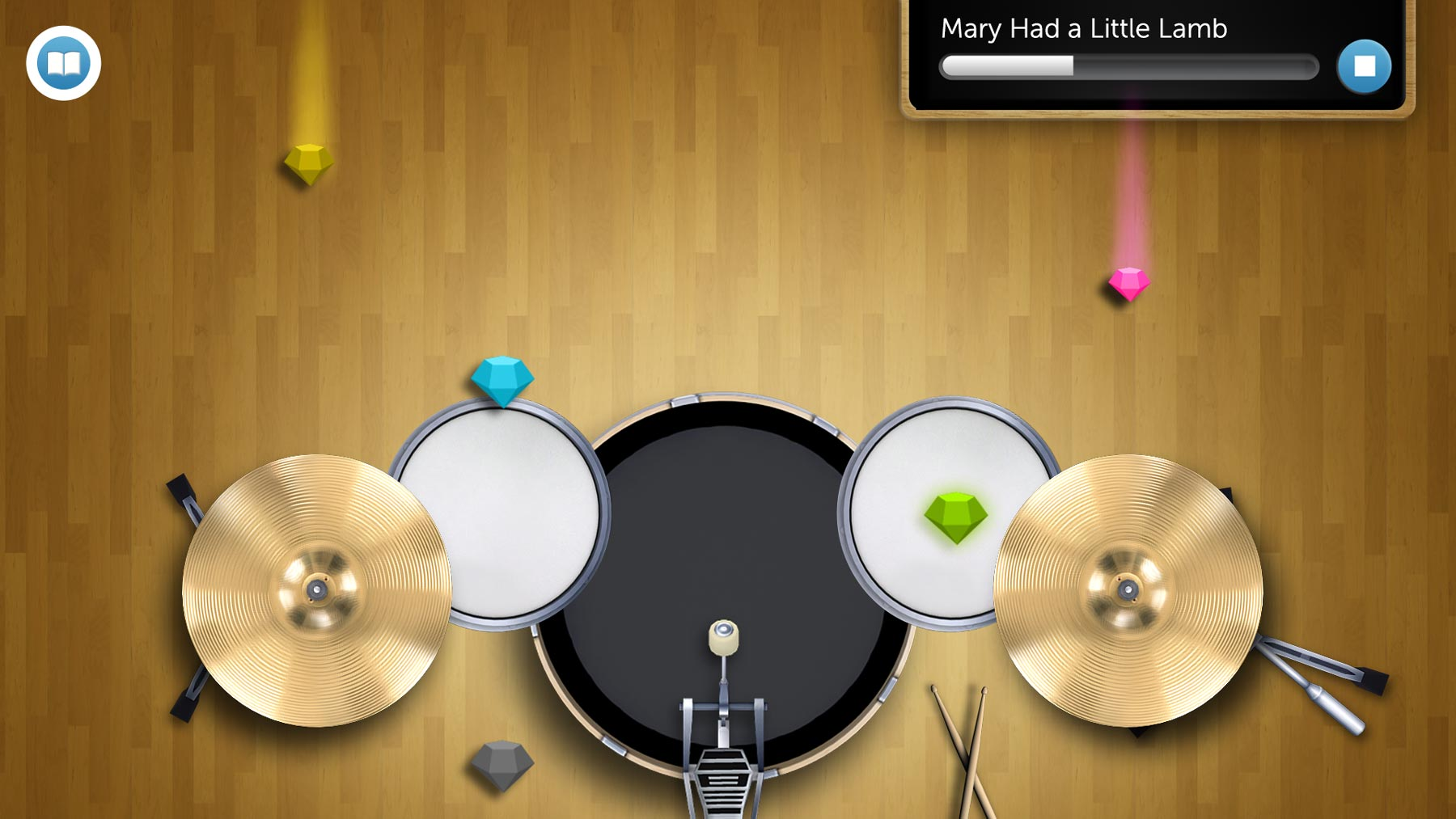Instruments-Drums
