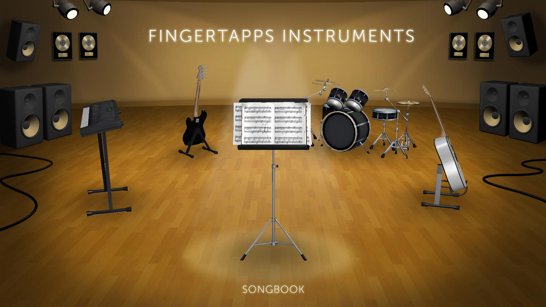 Instruments-Selection