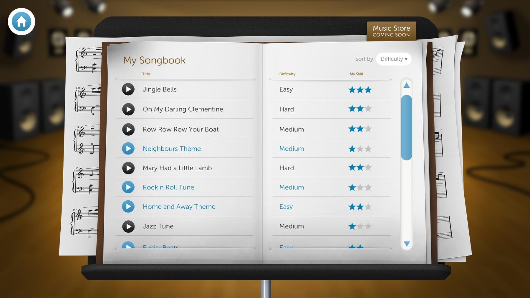 Instruments-Songbook