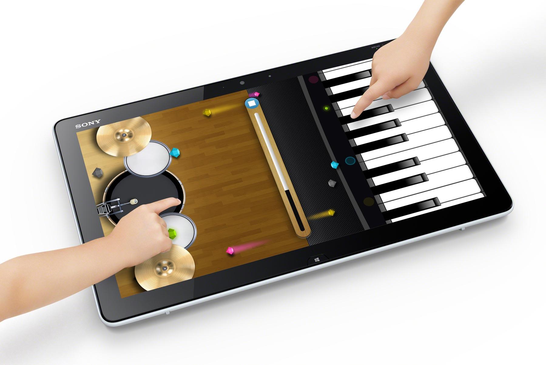 instruments-tablet
