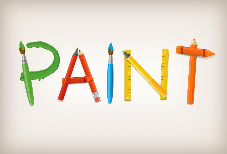 Fingertapps Paint